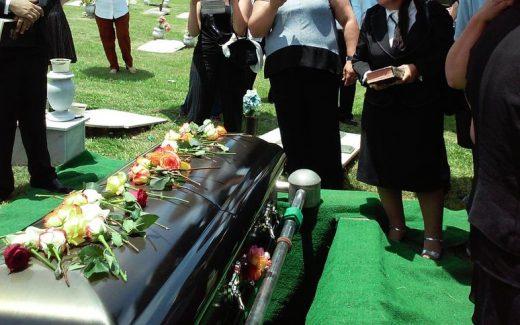 Begravningsbyrå – när sorgen stiger in