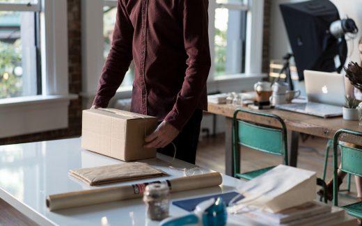 Skicka paket enkelt och lätt