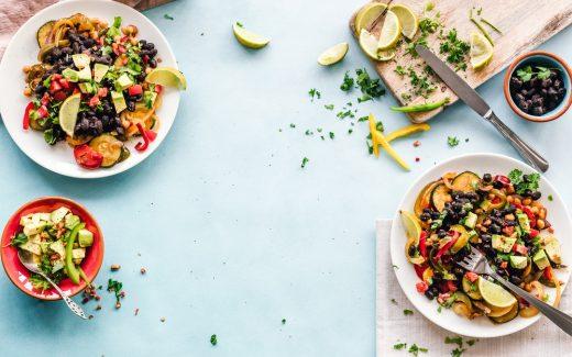 Vegetarisk mat - för en bättre värld