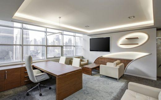 Glöm inte vikten av ett rent kontor
