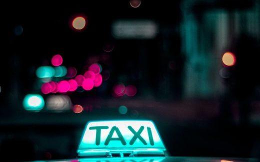 Taxi - enklaste sättet att ta sig fram